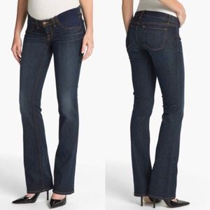 J Brand Jeans Mama J Side Panel DKV Dark Bootcut